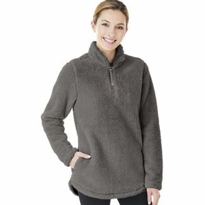 Charles River Sherpa Fleece Charcoal S small